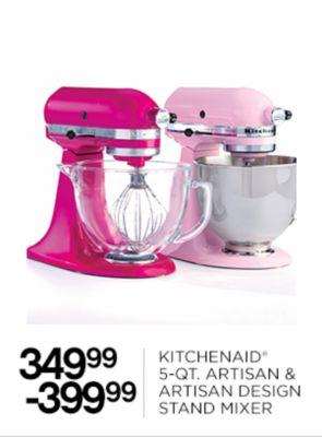 Kitchenaid $349.99-399.99