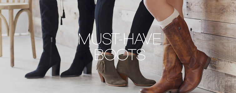 Must Have Boots