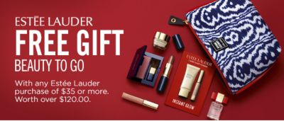 Estee Lauder Free Gift Beauty To Go