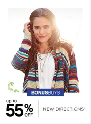 55% Off New Directions
