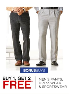 Buy 1 Get 2 free Mens Pants