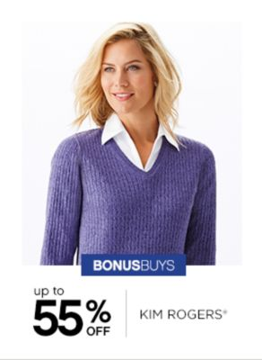 Up to 55% Off Kim Rogers