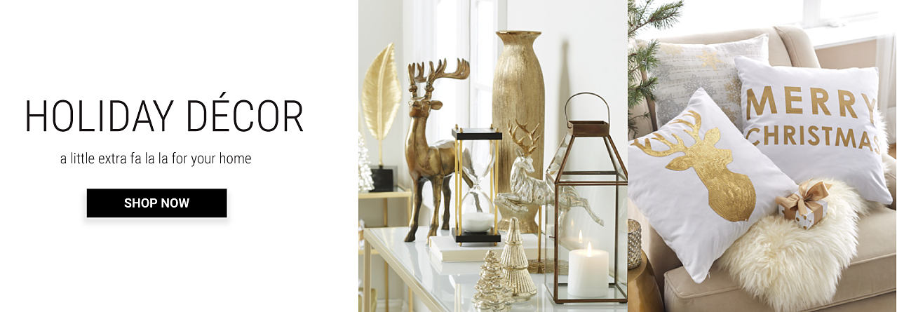 Shop Holiday Decor | Sprucing Up for the Holdays