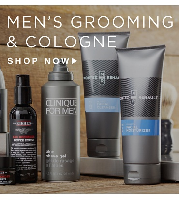 Men's Grooming & Cologne. Shop now.