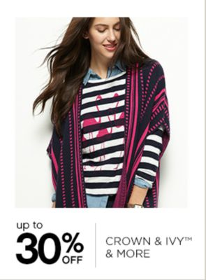 Up to 30% Off Crown And Ivy