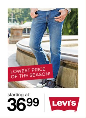 Levi's® Starting at 36.99