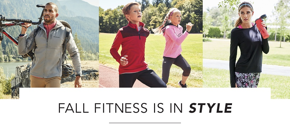 Fall Fitness Is In Style