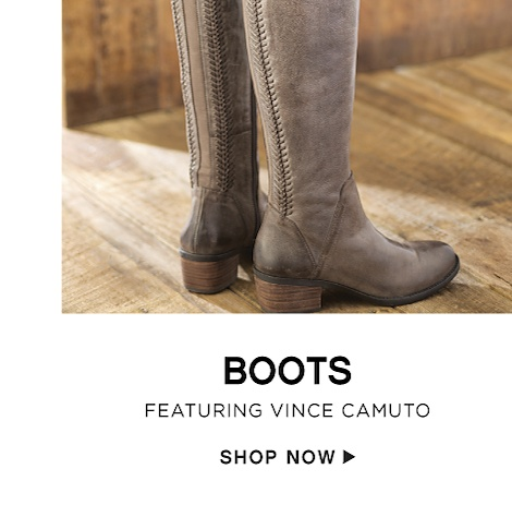 Boots featuring Vince Camuto - Shop Now