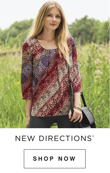 New Directions - SHOP NOW