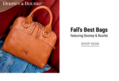 Fall's Best Bags, featuring Dooney & Bourke. Shop Now.
