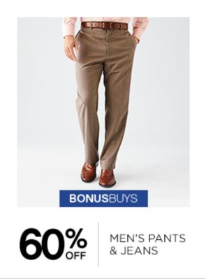 60% Off Mens Pants And Jeans