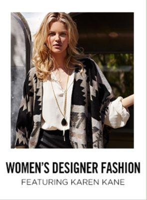 Womens Designer Fashion