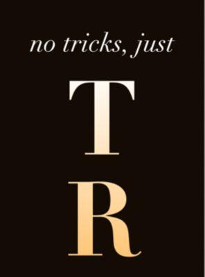 no tricks, just TR