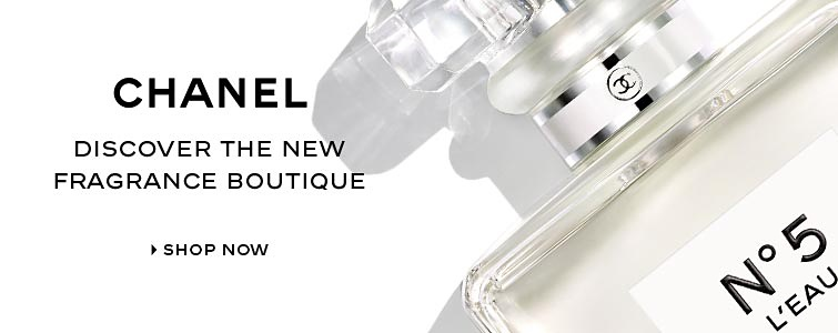 Chanel - Discover the new fragrance boutique. Shop now.