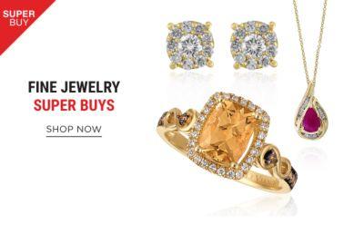 Fine Jewelry super buys