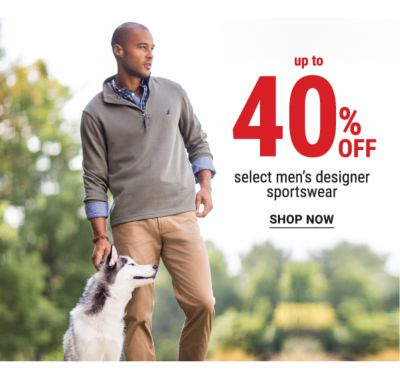 mens designer sportswear