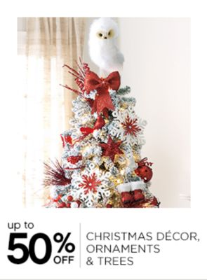 Winter Home Sale Up to 50% Off Christmas Decor