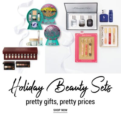 Holiday Beauty Sets - pretty gifts, pretty prices. Shop Now.