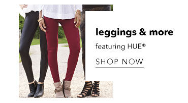Leggings & more featuring Hue® Shop Now