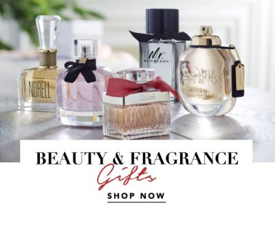BEAUTY & FRAGRANCE Gifts | shop now