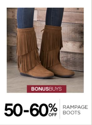50-60% Off Rampage Boots