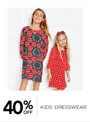 40% Off Kids Dresswear