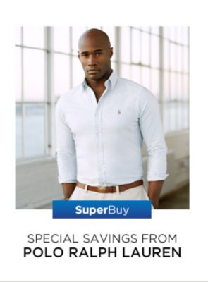 SuperBuy | Special Savings From Polo Ralph Lauren