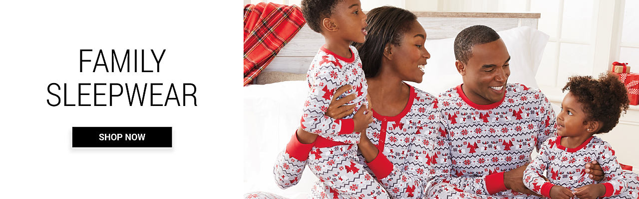 Family Sleepwear