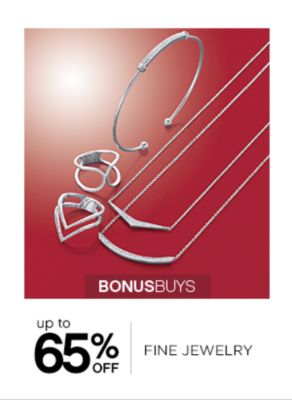 Up to 65% Off Fine Jewelry