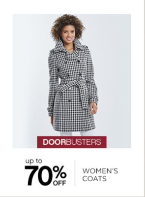 Up to 70% Off Womens Coats