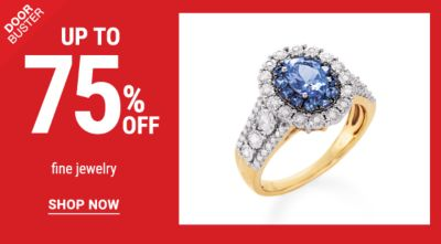 Doorbuster - Up to 75% off fine jewelry. Shop Now.