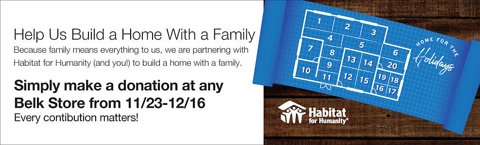 Home For The Holidays | Habitat For Humanity