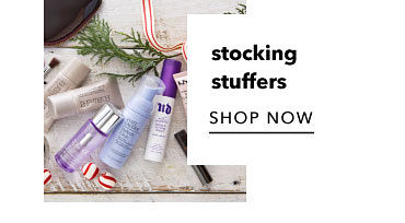 stocking stuffers. shop now.