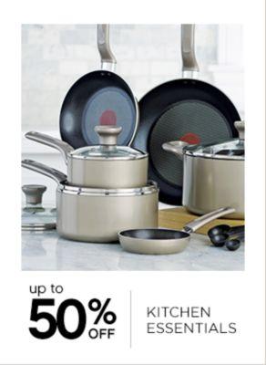 Up to 50% Off Kitchen Essentials