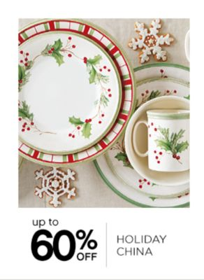 Up to 60% Off Holiday China