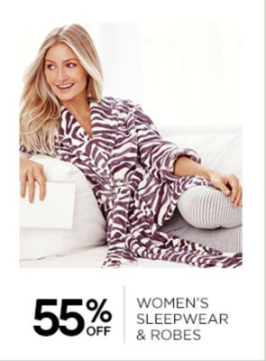55% Off Womens sleepwear and Robes