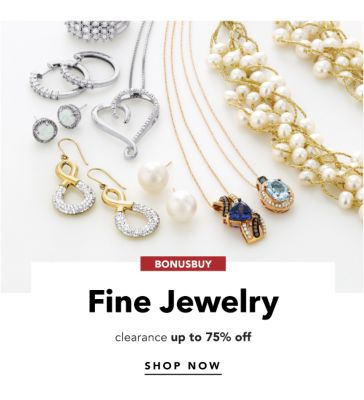BONUSBUY | Fine Jewelry clearance up to 75% off | SHOP NOW
