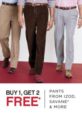 Buy 1, Get 2 Free Pants
