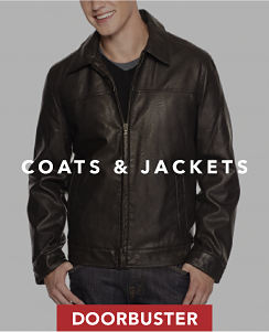 Doorbuster. Coats and jackets