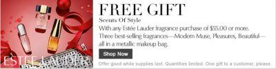 ESTEE LAUDER | FREE GIFT | SHOP NOW