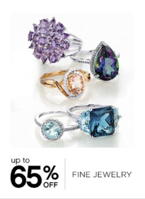 up to 65% OFF | FINE JEWELRY