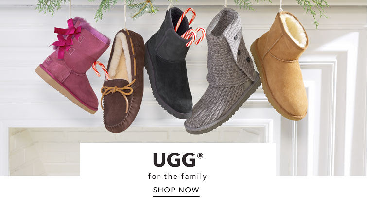 UGG® for the family Shop Now
