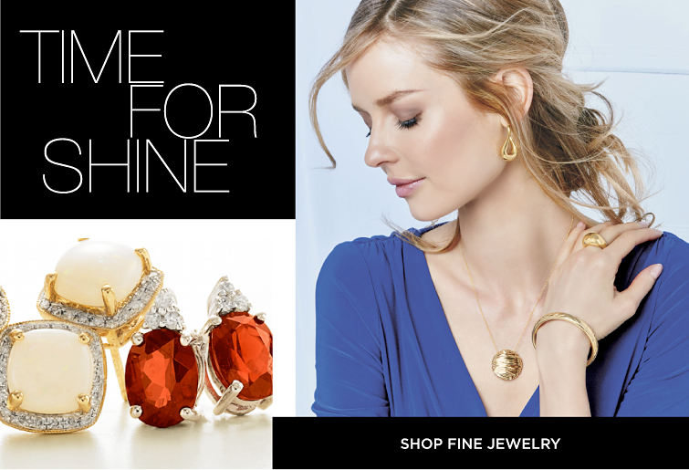 TIME FOR SHINE | SHOP FINE JEWELRY