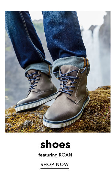 Warm wishes. Shoes featuring ROAN. Shop now