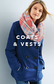 Coats and Vests.