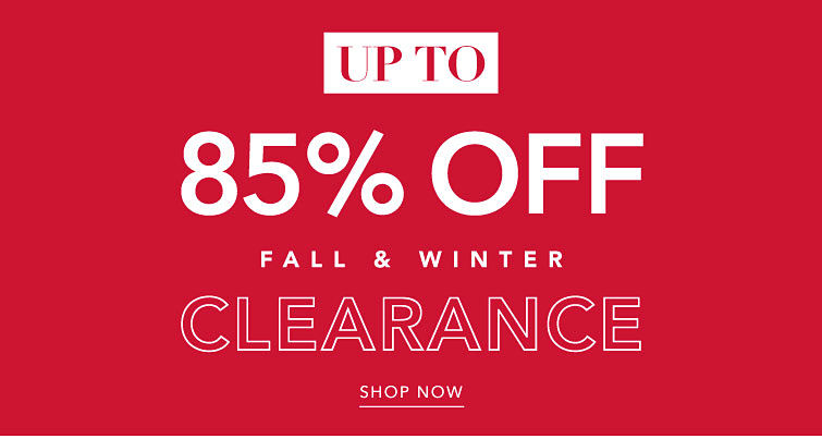 Up To 75% Off Shoes Clearance Shop Now