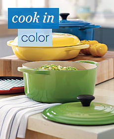 cook in color