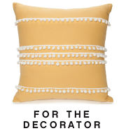 FOR THE DECORATOR
