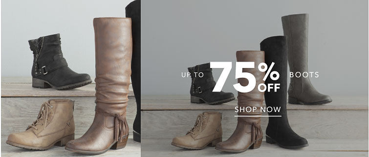 Up To 75% Off Boots Shop Now
