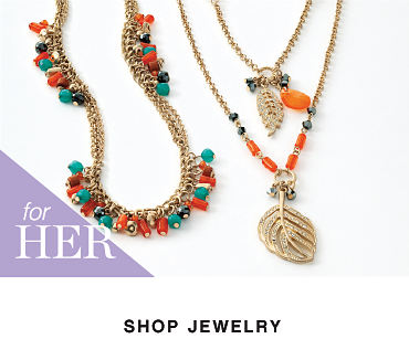 For her | Shop jewelry